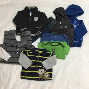 Other - 💚💙Bundle of 9 month